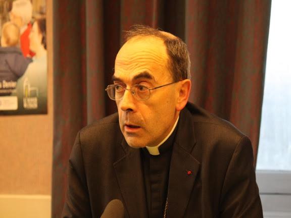 Le cardinal Barbarin victime d'une double alerte cardiaque
