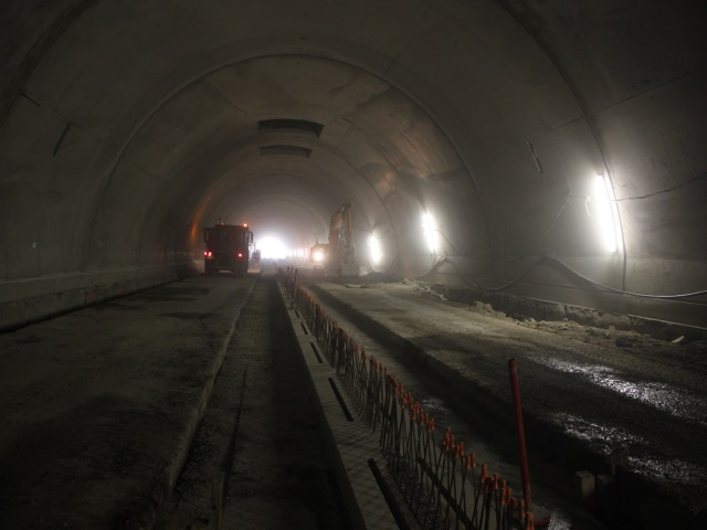 Croix-Rousse : le Grand Lyon voit le bout des tunnels
