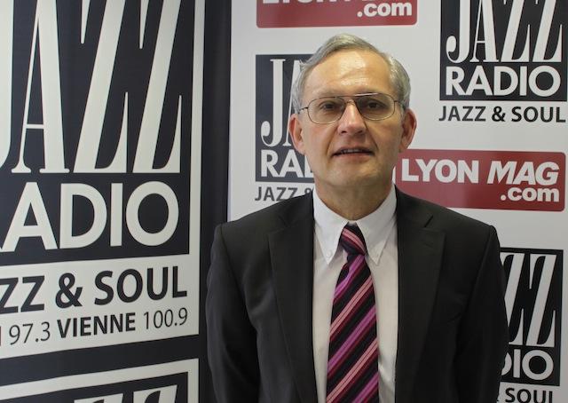 """Patrick Lescure : """"50% de l'emploi en Rhône-Alpes est lié à l'industrie"""""""