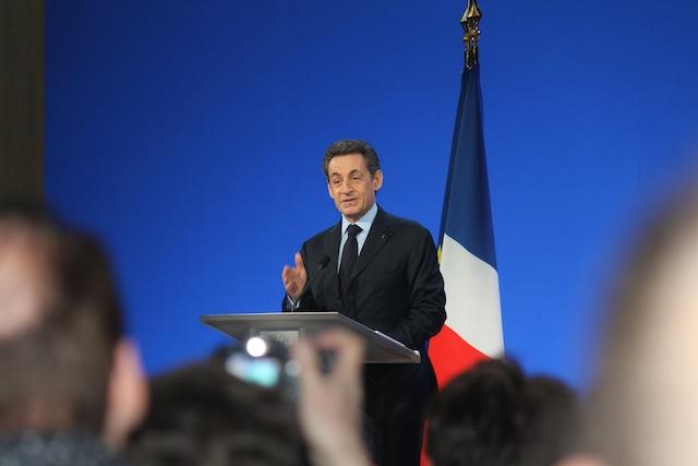 Lyon : 7 000 spectateurs à Eurexpo pour le meeting de Sarkozy samedi ?