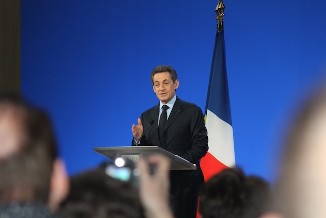 OL – Quevilly : Nicolas Sarkozy ne se prononce pas