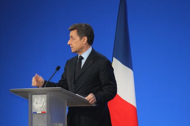 Nicolas Sarkozy à Eurexpo : retour sur le discours très offensif du président-candidat
