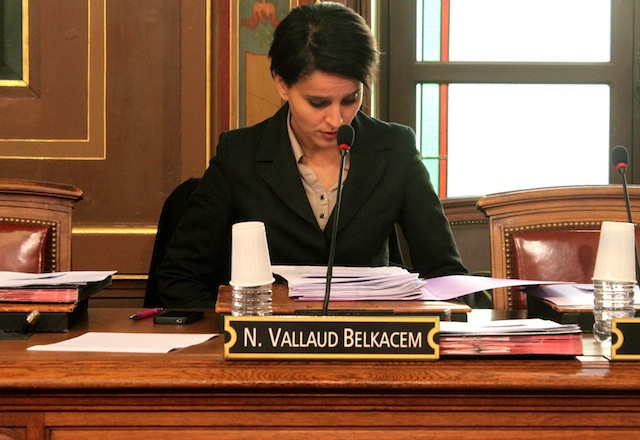 Najat Vallaud-Belkacem renonce aux législatives à Lyon