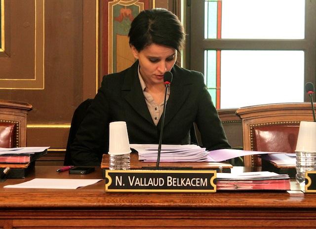 Najat Vallaud-Belkacem à l'épreuve des critiques
