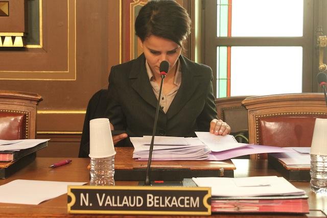 """Najat Vallaud-Belkacem ne veut pas """"mentir"""" aux électeurs du FN"""