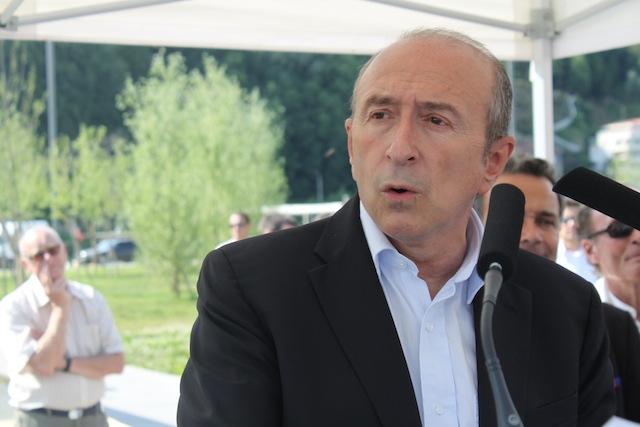 """Quand Collomb trouve que Sarkozy """"pique"""" les idées... d'Hollande !"""
