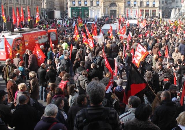 Plans sociaux, suppression d'emplois : Rhône-Alpes ne sera pas épargnée