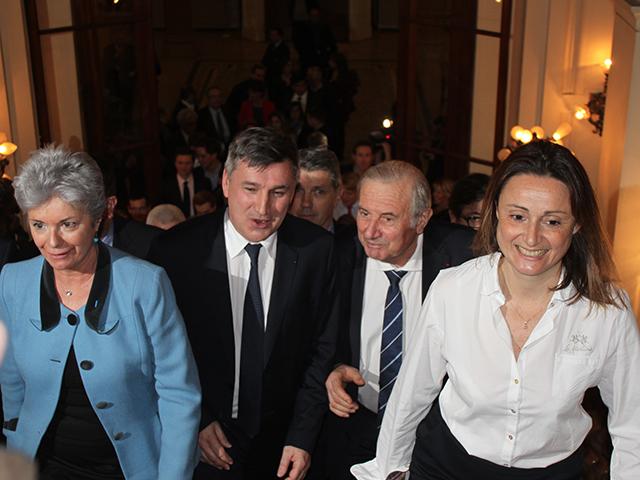 Rhône : Guilloteau vise le Département, Thien élu président du groupe UMP