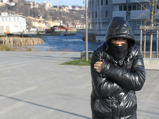 Froid polaire : le vent accentue les températures ressenties