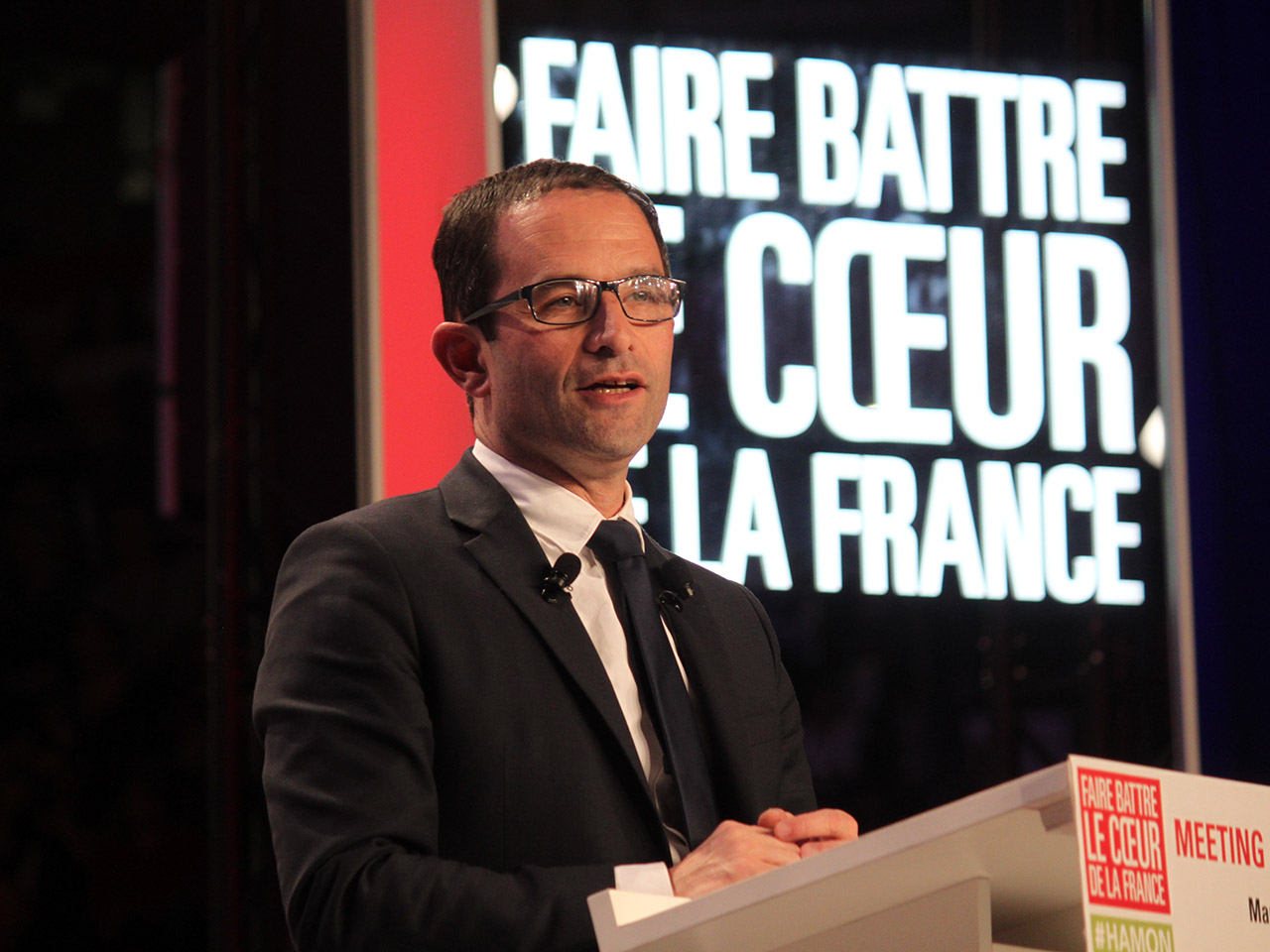 Benoît Hamon - LyonMag