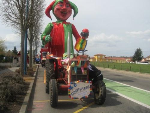La pluie entraîne l'annulation du carnaval de Saint-Pierre-de-Chandieu