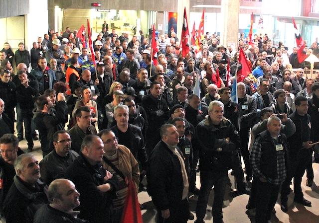 Eboueurs : les grévistes lyonnais ont bien entravé la liberté du travail