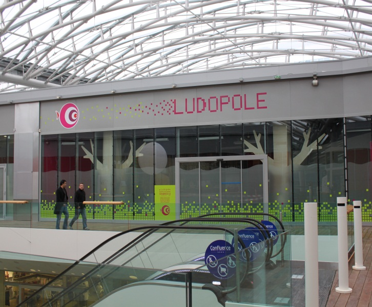 Lyon Confluence : Adieu le speed-dating, bonjour le speed-luding !