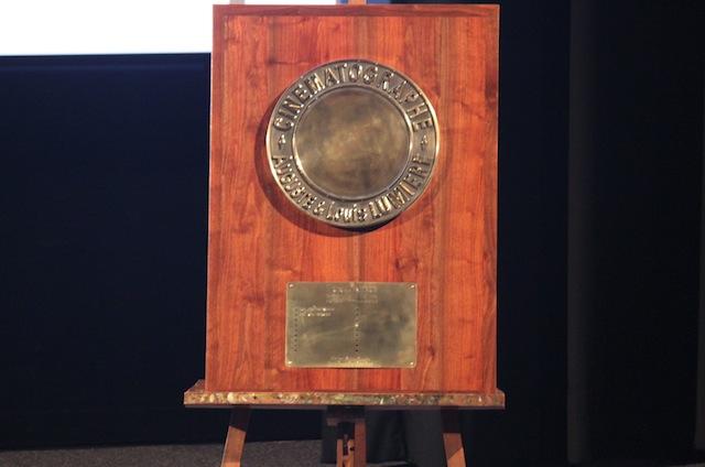 Le Prix Lumière - Photo Lyonmag.com