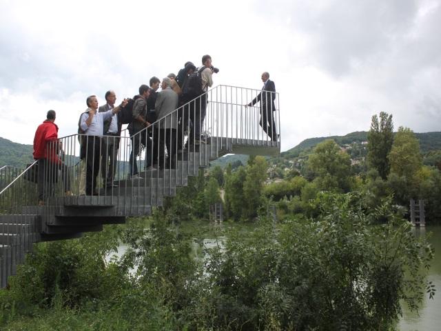 Les Lyonnais vont redécouvrir la Saône grâce à ses Rives