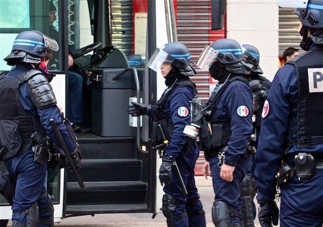 "Manifestations des ""extrêmes"" : Lyon sous haute-tension samedi"
