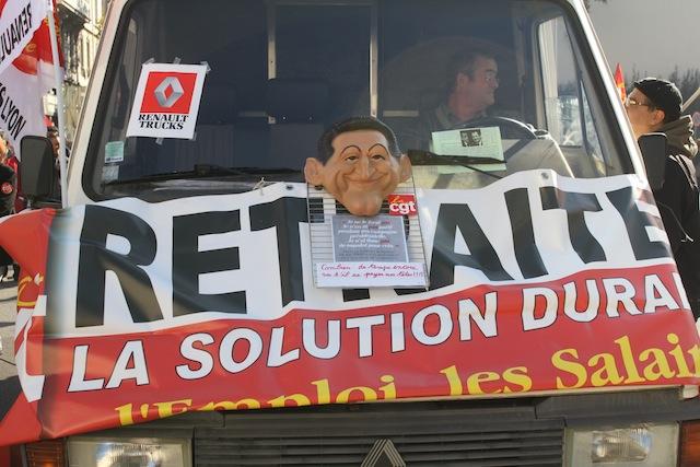 Sommet social : un millier de personnes dans la rue à Lyon