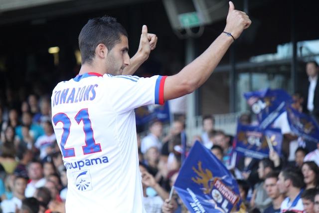 Maxime Gonalons appelé en équipe de France