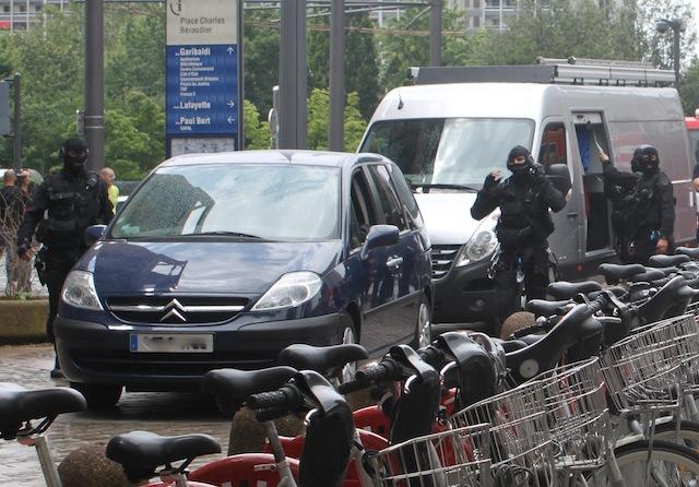 Action des nationalistes à Lyon : les quatre hommes interpellés puis relâchés