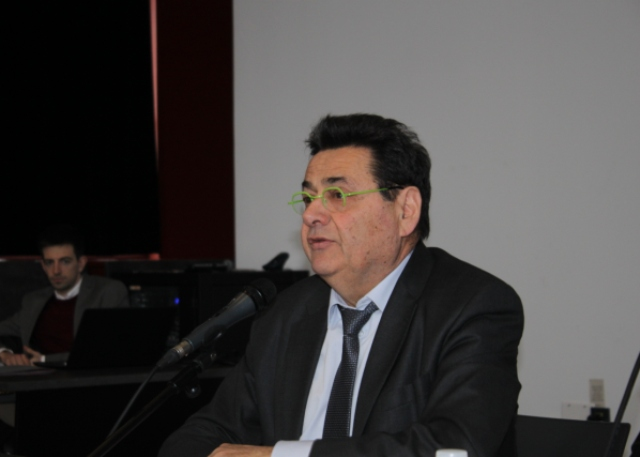 Municipales : Jean-Paul Bret présente son large rassemblement de gauche pour Villeurbanne