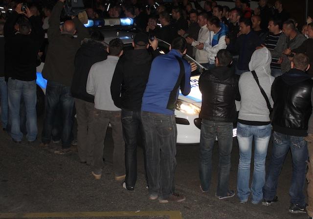 Sirènes hurlantes place Bellecour mardi soir: les policiers lyonnais toujours en colère !