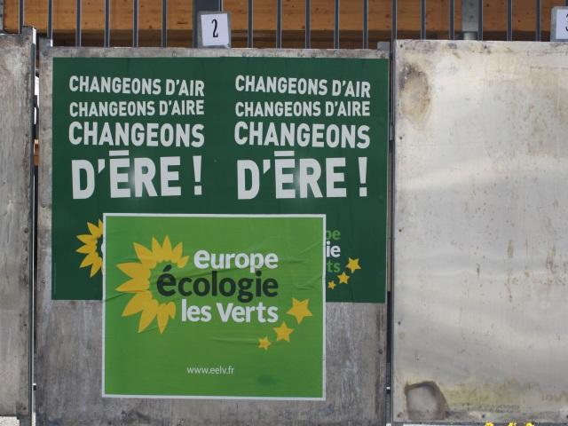 Européennes : les communes de la Métropole de Lyon face à un casse-tête pour l'affichage électoral