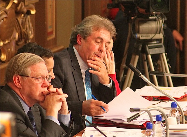 L'adjoint aux finances de Gérard Collomb soutient Nicolas Sarkozy