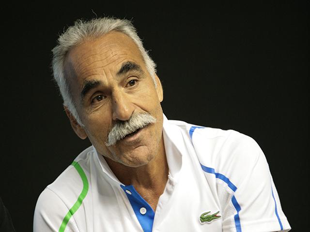 """Classic Tennis Tour : """"De merveilleux souvenirs"""" à Lyon pour Mansour Bahrami"""