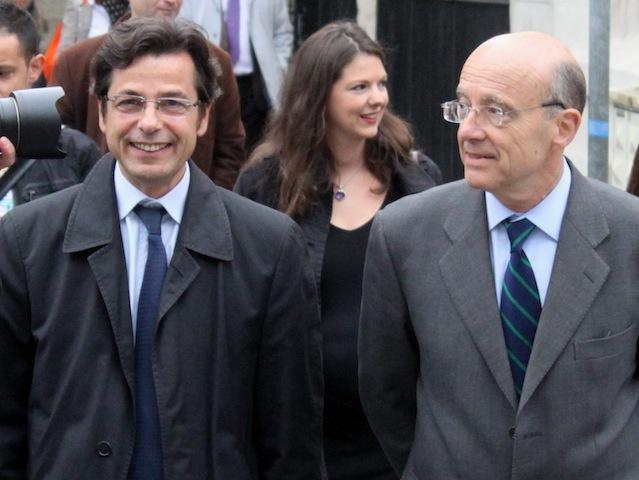 Législatives : Alain Juppé revigore l'UMP du Rhône