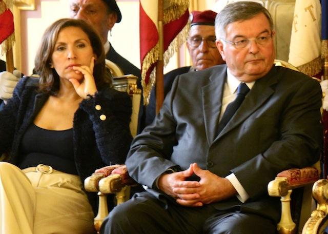Dernier conseil des ministres pour Michel Mercier et Nora Berra