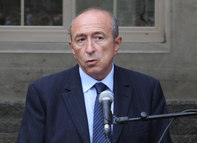 Déclaration de politique générale : Collomb verra Fabius mais pas Ayrault