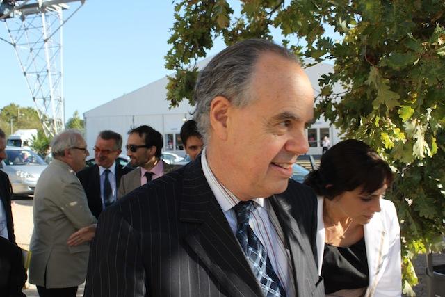 Euronews à La Confluence : Frédéric Mitterand sera là !