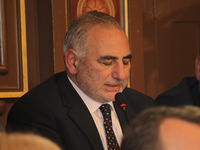 Georges Képénékian, le nouveau premier adjoint - LyonMag