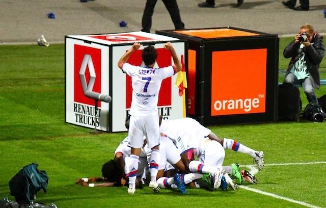 OL 2-1 Lille : le sursaut d'orgueil des Lyonnais (vidéo)
