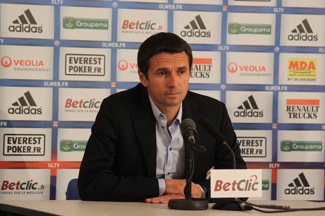 Rémi Garde a retenu 19 joueurs pour Zagreb