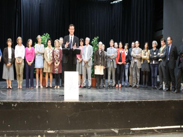 Municipales 2014 : Michel Havard lance mollement sa campagne