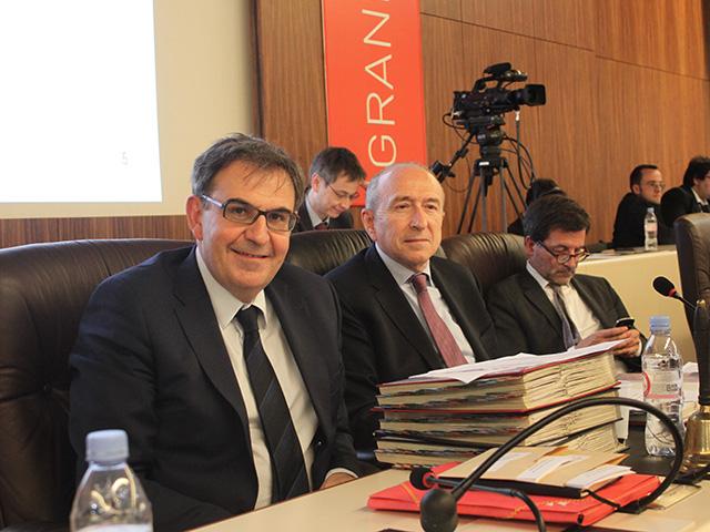 Grand Lyon : la liste des vice-présidents de Gérard Collomb