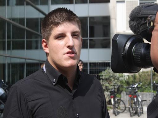 Alexandre Gabriac va-t-il réussir à manifester samedi à Paris ?