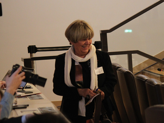 Michèle Vullien, maire Divers Droite de Dardilly, 2e vice-présidente et symbole de cette droite qui vote Collomb - LyonMag