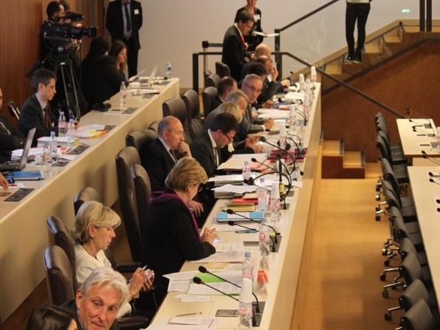 Grand Lyon : les délégations des vice-présidents de Gérard Collomb