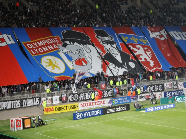 Interdiction de supporters au derby : le recours de l'OL examiné mardi