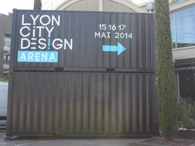 Cette année, la biennale Lyon City Des!gn s'installe à Confluence