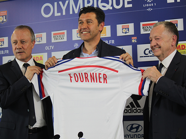 Hubert Fournier officiellement entraîneur de l'OL
