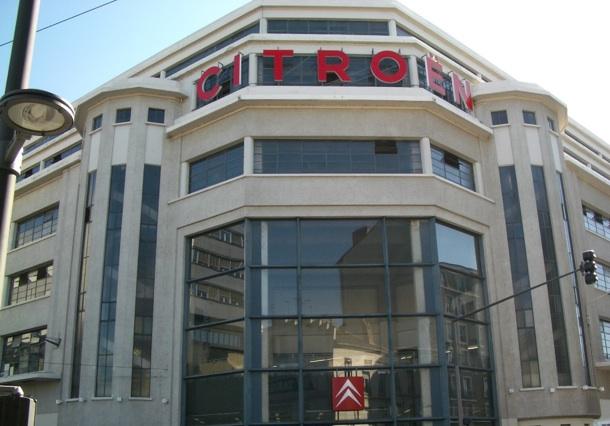 Lyon : l'ancien garage Citroën a trouvé son premier locataire