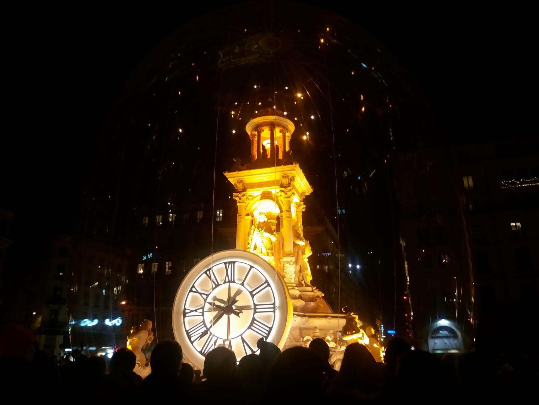 L'horloge de la place des Jacobins - LyonMag