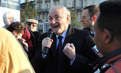 Présidentielle : Jacques Cheminade en meeting à Lyon vendredi