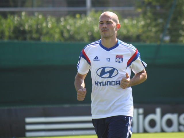 OL : Christophe Jallet indisponible pendant 4 semaines
