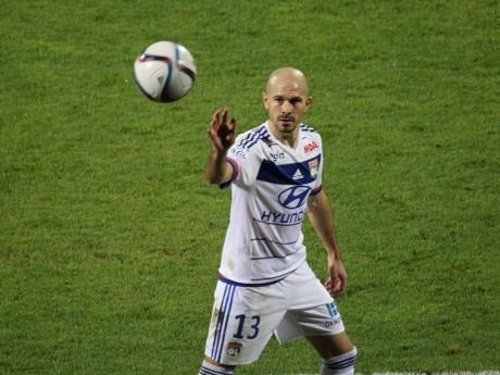 Christophe Jallet, futur Bleu pour l'Euro 2016 ? LyonMag