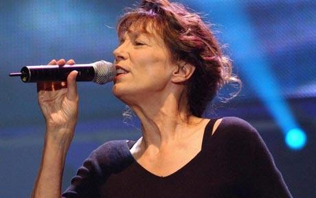 Jane Birkin annule son concert aux Nuits de Fourvière