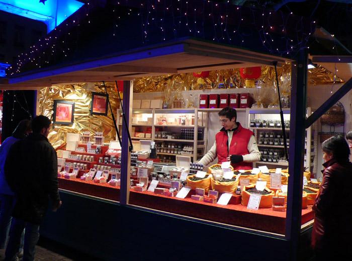 A Lyon, le Marché de Noël 2011 se voudra rassurant